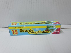SACS CONGELATION 3 L 15 PCS