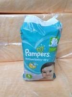 PAMPERS N°5 11 PCS