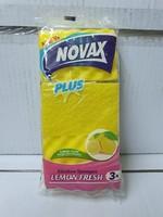 NOVAX EPONGES A RECURER 3PCS