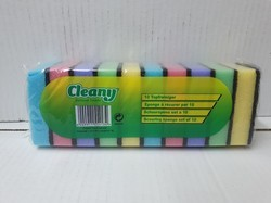CLEANY EPONGE A RECURER 10 PCS