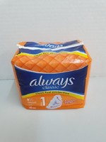 ALWAYS CLASSIC N°1 10 PCS