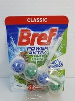BREF WC POWER ACTIVE 4X PIN